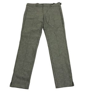 Banana Republic Sloan Fit Skinny Leg Gray Pants 4